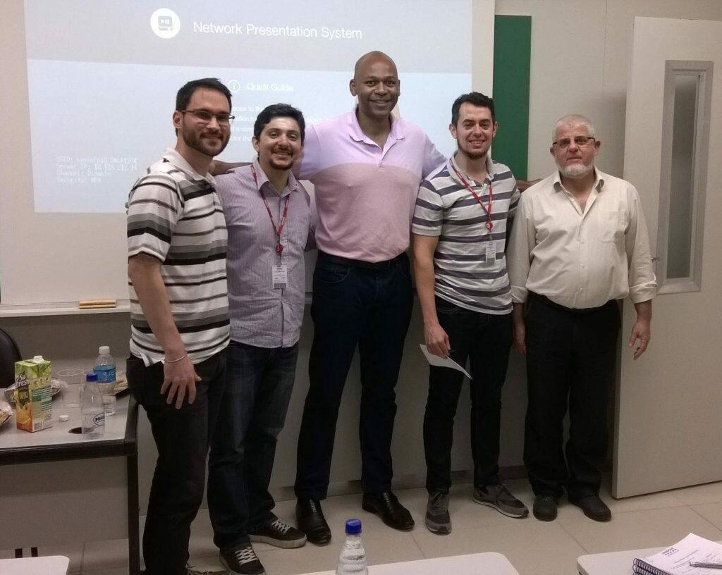André Luis Marques Ferreira dos Santos - Defesa de Mestrado em Engenharia de Produção